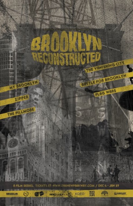 Brooklyn Reconstructed Film Series